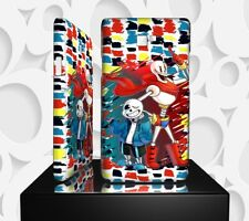 Coque Design Samsung Galaxy S2 JEU VIDEO UNDERTALE - Réf 01