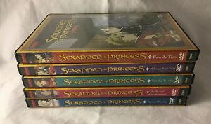 Scrapped Princess Vol 1-4 & 6 Anime DVD - Tested, R1, English - Bandai