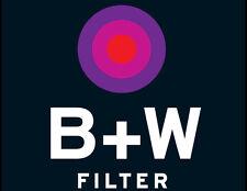 NEW B+W 46MM CLEAR UV HAZE MRC (010M) ROUND GLASS FILTER #66-030559