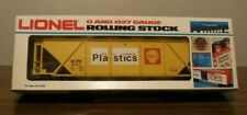 Lionel 6-6107, Shell Covered Hopper, C8 Condition in Original Box