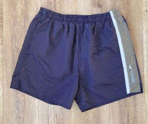 Men's Speedo navy check shorts in XL *Hardly worn*
