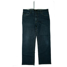 BRAX Carlos Herren Jeans stretch straight Hose 36/30 W36 L30 Blau TOP S9