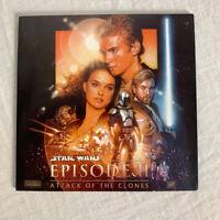 *RARE *🔥Star Wars Episode II: Attack of the Clones 🔥Digital Press Kit