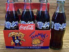 U K,  ALWAYS  JAMMIN ! 1995 - 1996, 6 - 8 Oz Coke Bottles