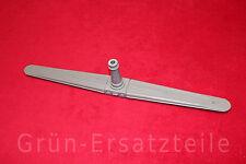 Original Inferior Brazo aspersor (Gris) 5600037111 para Siemens Bosch Neff