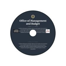 Budget of the U.S. Government 2019 Complete CDROM by Office of Management