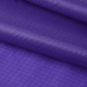 Waterproof Ripstop Fabric Ultra 30D UV-resistance for Parachutes Hot Air Balloon
