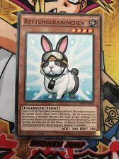 Yu-Gi-Oh! RETTUNGSKANINCHEN SR04-DE020