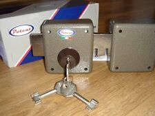 POTENT 275 (Italy) High Security Lock /Pump type /6 - Motion/3 Keys