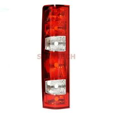 Iveco Daily Rear Tail Light Back lens Lamp 2006-2014 left Passenger Side N/S