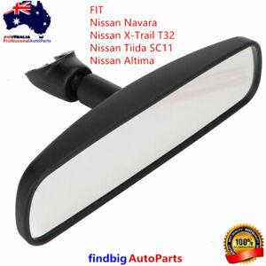 Interior Rear View Mirror For Nissan Navara X-Trail T32 Tiida SC11 96321-2DR0A