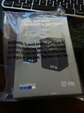 GoPro AJDBD-001 Dual Battery Charger & Battery
