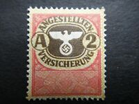 Germany Nazi 1940 1941 1942 1943 1944 ? stamps MNH Swastika Eagle WW2 Third Reic