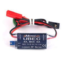 HENGE 4A UBEC Eingang 7V-25.5V 2-6S Ausgang 5V 6V / 4A Max. 6A Schaltmodus BEC