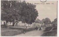 Haughley Village Suffolk 1908 Postcard, B696