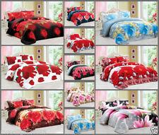Microfiber Floral Bedding Sets & Duvet Covers