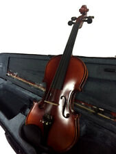 NEW 4/4 FULL SIZE VINTAGE DARK FLAMED CONCERT VIOLIN/FIDDLE-GERMAN