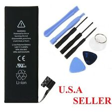 New 1440mAh Internal Replacement 3.8V Li-ion Battery For iPhone 5 5G GSM + Tools