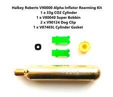 33g Lifejacket Rearming Kit for Halkey Roberts Alpha V90000 Inflator