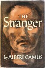 Albert Camus The Stranger HCDJ Knopf 1st/14th 1970