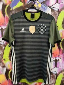 World Champions 2014 Germany Soccer National Team Football Jersey Adidas Mens S