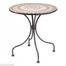 Gartentisch rund mosaik  Mit Mosaik Gartentische günstig kaufen | eBay