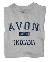 Avon Indiana IN T-Shirt EST