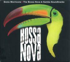 ENNIO MORRICONE - BOSSA NOVA SOUNDTRACKS  CD NEW
