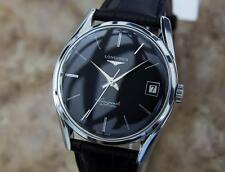 Longines Conquest Swiss Made 1960s Men's Automatic Stainless Steel Watch rx1023