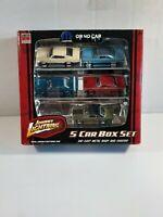 Johnny Lightning Limited Edition Mopar or No Car 1:64 Die Cast 5 Car Set Dodge