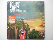 The Rolling Stones coffret deluxe edition Sweet Summer Sun Hyde Park Live