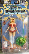 Grimm Fairy Tales Alice IN Wonderland 2012 Convention Exclusif 15cm (KA10)