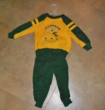 Green Bay Packers NEW outfit sz. 2T two piece top and pants NEW nwot NFL