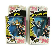 Lot Of 2 1990 New Kids On The Block Jonathan & Joe Figures Hasbro New In Box