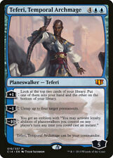 x1 Teferi, Temporal Archmage NM MTG Magic Commander 2014 FREE SHIPPING
