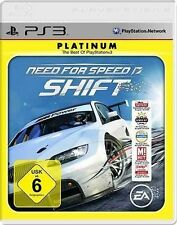 Sony PS3 Playstation 3 Spiel ***** Need for Speed Shift ****** NFS ******NEU*NEW