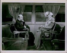 GA27 1940 Original Photo MAE WEST DONALD MEEK My Little Chickadee Film Actress