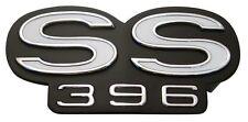 1966 66 Chevelle SS Grille Emblem SS 396