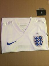 England Player Issue Home Jersey Shirt 2014 - Wolrd Cup - Sz M, L, or XL