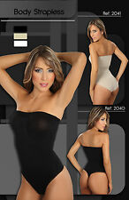 FAJA STRAPLESS BODY SUIT SHAPER / REDUCER