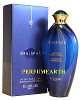 SHALIMAR BY GUERLAIN 6.7/6.8oz. SENSATIONAL BODY LOTION FOR WOMEN NEW IN BOX