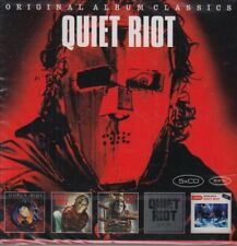 Quiet Riot/Metal Health, or, or II, Set List: Live, tra l'altro (5 CD, Nuovo! OVP)