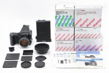 【ALL BOXED NEAR MINT】Mamiya 645 Pro + 80mm f/1.9 Full Set From Japan #282