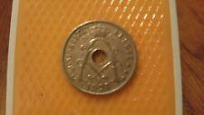 Belgium 1928 - 25 Centimes coin - Koninkrijk Belgie koning Albert I.