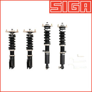 BC Racing BR Coilovers for 89-92 Mitsubishi Galant VR4