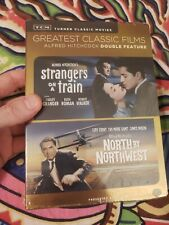 Tcm North By Northwest / Strangers on a Train Dvd new sealed Turner Classic