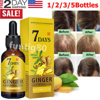 Hair Growth Products For Men Women Natural Oil Serum Loss Grow Fast Treatment US