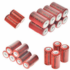10000/13000mAh GTL Ni-MH C D Size C D Cell Rechargeable Batteries High Capacity