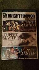 Midnight Horror Collection: Puppet Master, Vol. 2 (DVD, 2011)