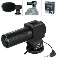 SGC-698 Interview Photography On-camera Microphone Recording Mic For Sony Camera
